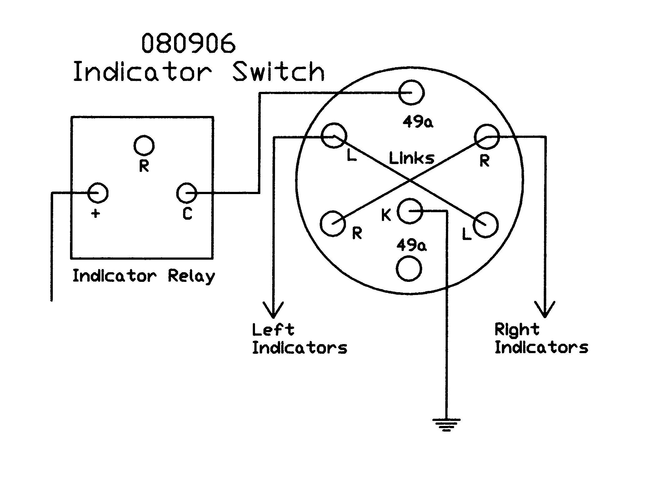 3 Position Lever Switch Wiring Diagram