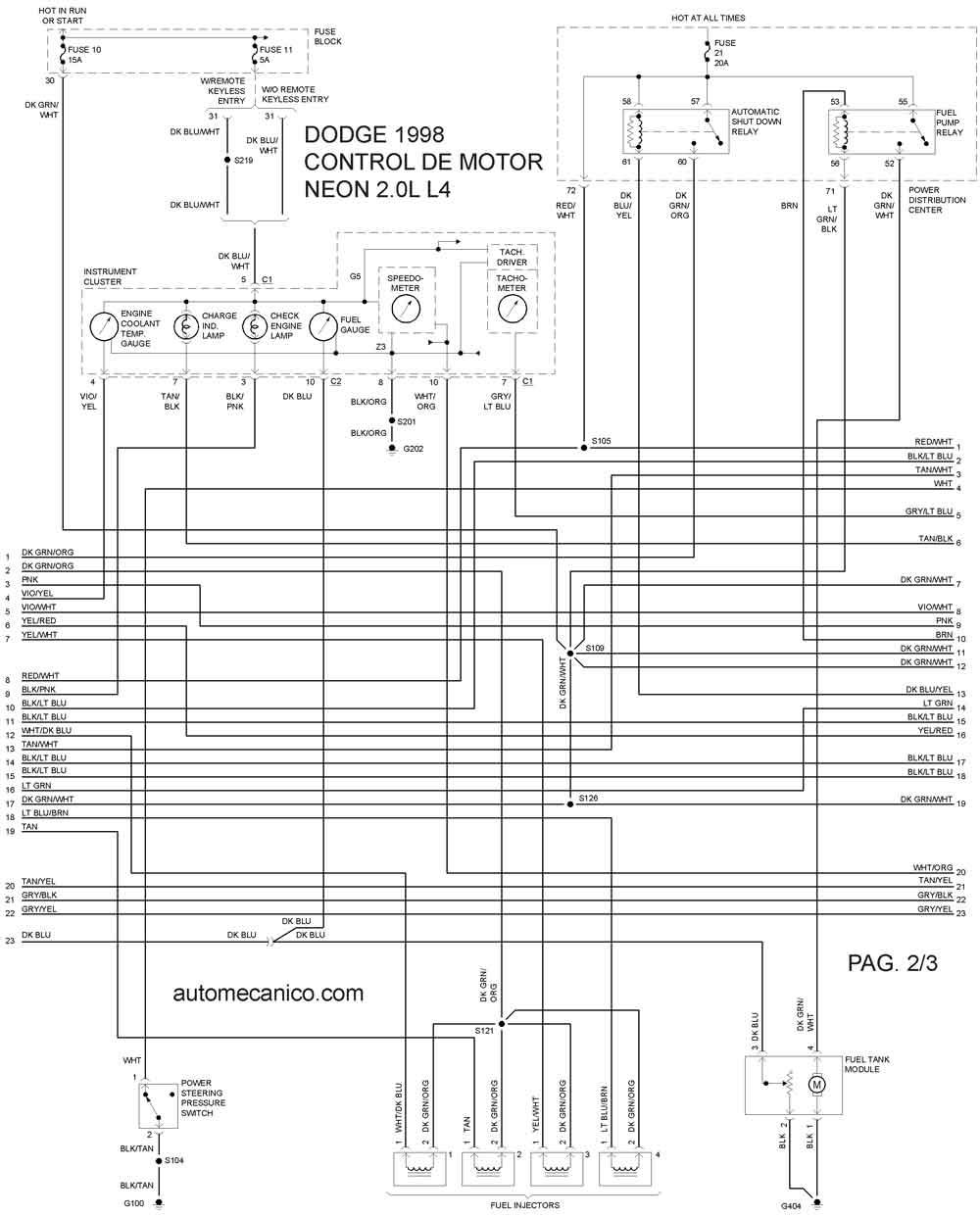 04 5 Dodge Cummins Wiring Diagrams Alternator Diagram