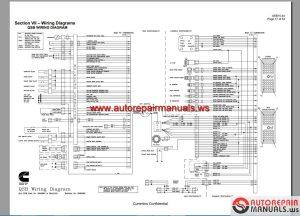 Cummins Wiring Diagram Full DVD  Auto Repair Software
