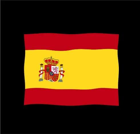 bandera-espana-Autoescuela-Gala