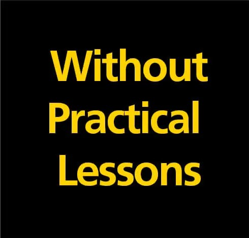 without-practical-lessons