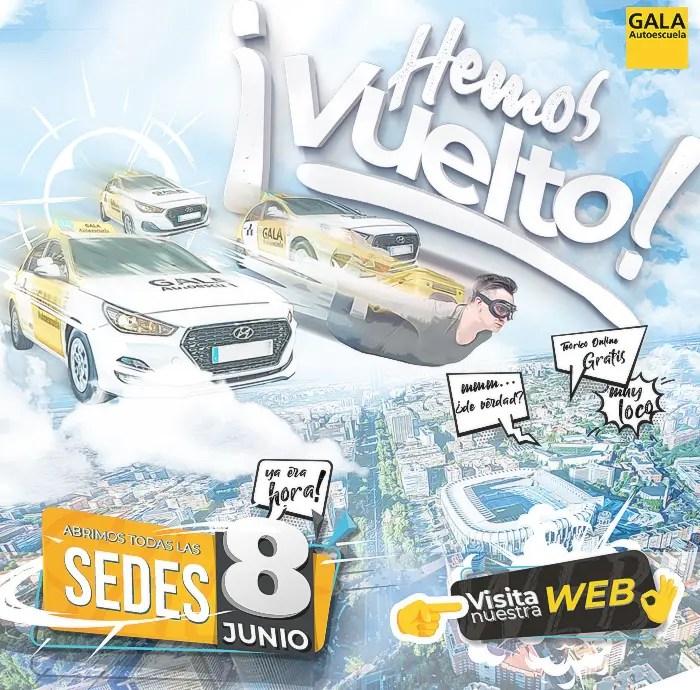 Autoescuelas-Abiertas-Madrid-Fase-2-COVID19-Cuadrado