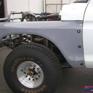 65-79 Ford Trucks 2 Wheel Drive