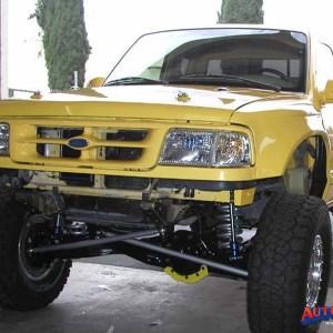 1983 - 2000 Ford Ranger Fiberglass Body Parts