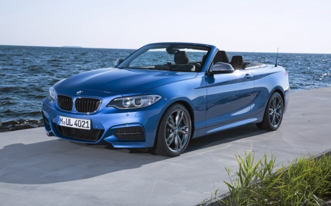 BMW 2-Series cabriolet