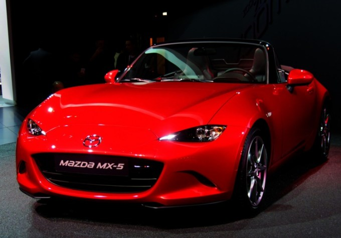 Mazda MX-5 Shooting Brake
