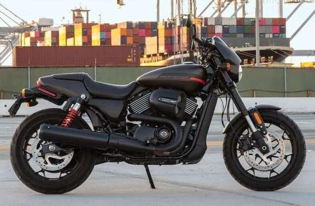 Harley-Davidson-Street-Rod