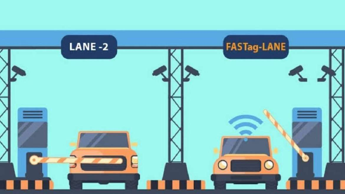 Indian govt aims 100% toll via FASTags from January 1, 2021
