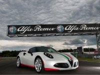 Alfa Romeo 4C ponovno u Velikoj Britaniji