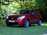 Dacia Sandero Story