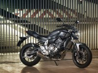 Yamaha MT-07 – Rise Up Your Darkness