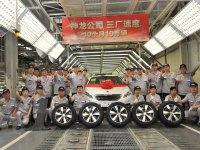 Tvornica Wuhan 3 proizvela 100.000 vozila u samo 10 mjeseci
