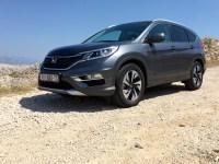 Honda CR-V 1,6 i-DTEC 2WD Lifestyle NAVI