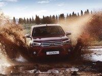 Nova Toyota Hilux premijerno u Ženevi