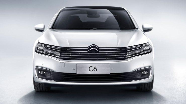 Citroën C6 predstavljen u Pekingu