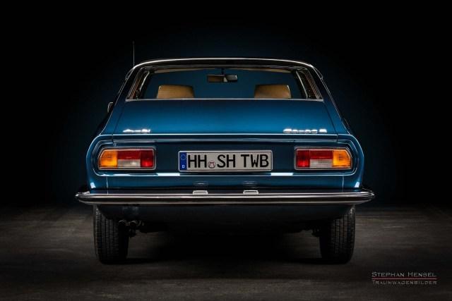 Audi100 Coupé S, Heckansicht, Autofotograf: Stephan Hensel, Hamburg