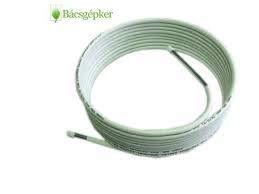 D= 6 mm-es acélcső CNG üzemre