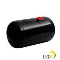 Hengeres LPG tartály