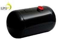 LPG hengeres tartály 110 liter