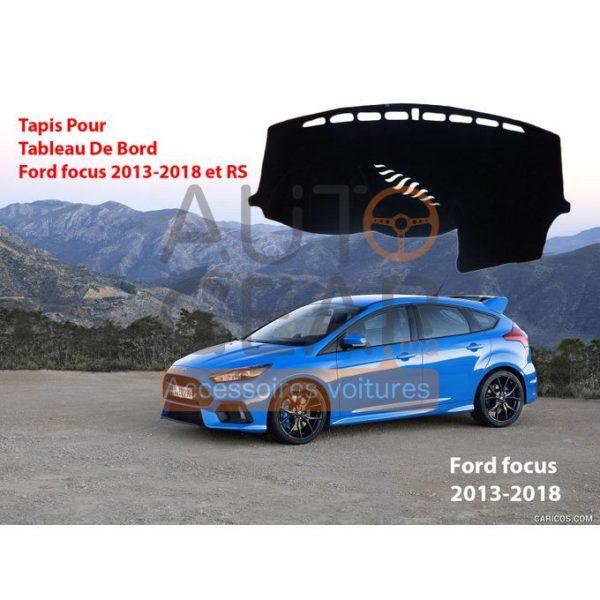 tapis tableaux de bord avec logo ford focus
