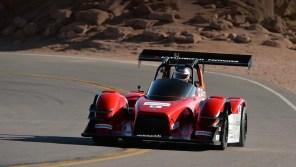 Электрокар MiEV Evolution III установил рекорд на Пайкс-Пике