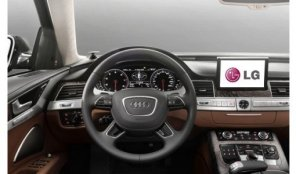 LG начала продвигать Android в автомобилях