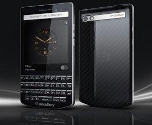 BlackBerry выпустит еще один смартфон Porsche Design