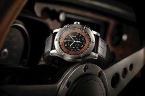 Ralph Lauren сделали часы, вдохновленные Bugatti