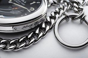 Shinola выпустили карманные часы в честь Генри Форда
