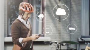 Volvo и POC создали контраварийный велосипедный шлем