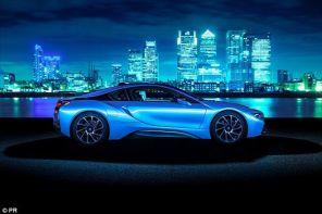 Владельцы BMW смогут смотреть сквозь свои машины