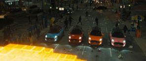 "В комедии ""Пиксели"" автомобили MINI спасут мир"