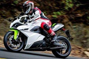 Электроцикл Energica выходит на американский рынок