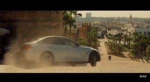 Гибрид BMW X5 снялся в новой серии фильма «Миссия невыполнима»