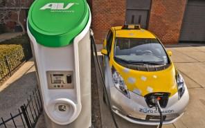 BMW и Nissan унифицируют зарядные разъёмы для электрокаров