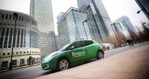 Британский Europcar сменит 5% автопарка на электромобили