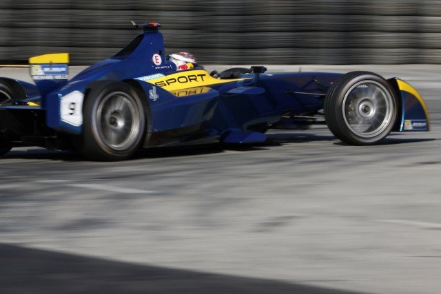 2014/2015 FIA Formula E Championship. Long Beach ePrix, Long Beach, California, United States of America. Saturday 4 April 2015 Photo: Alastair Staley/LAT/Formula E ref: Digital Image _R6T8467