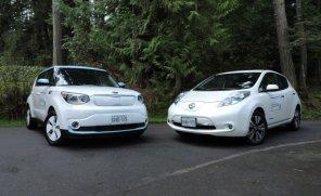 Электромобили в Украине освободили от ввозной пошлины