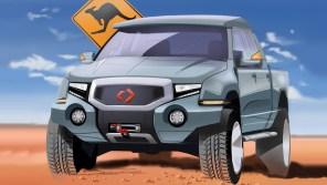 Австралийцы выпустят электрический SUV