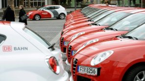 Deutsche Bahn запустит прокат электромобилей