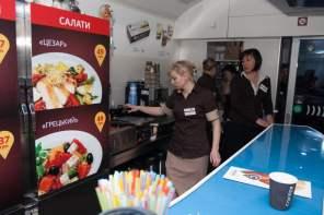 WOG Cafe будет кормить пассажиров поездов Интерсити и Интерсити+