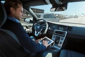 До конца 2016 года новые автомобили Volvo научат «общаться» друг с другом