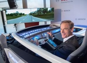 Глава правления Bosch: Современные автомобили скоро станут вчерашним днем