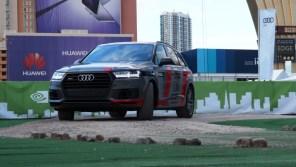 Audi и NVIDIA построили кроссовер Q7 с искусственным интеллектом