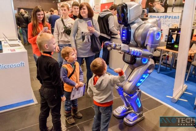 В апреле в Киеве пройдет выставка инновационных технологий InnoTech Ukraine
