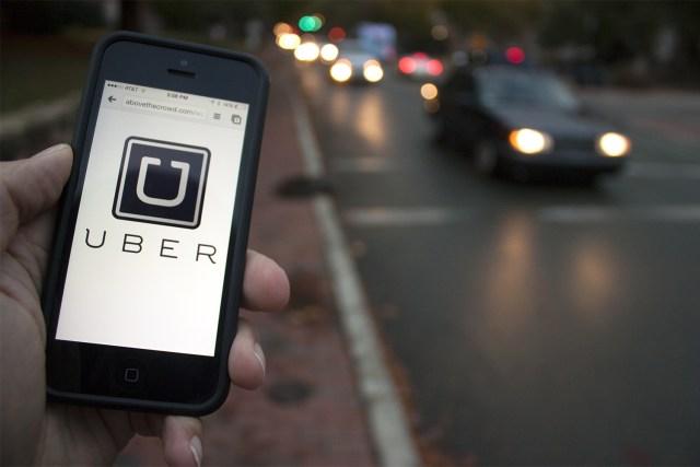 Uber снижает цены на услугу UberX в Киеве