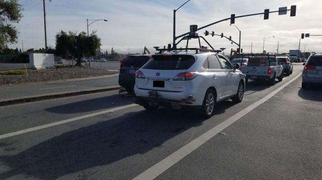 Автомобиль с автопилотом от Apple впервые замечен на дороге