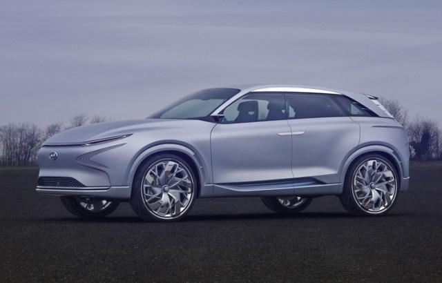 KIA выпустит водородный автомобиль к 2020 году