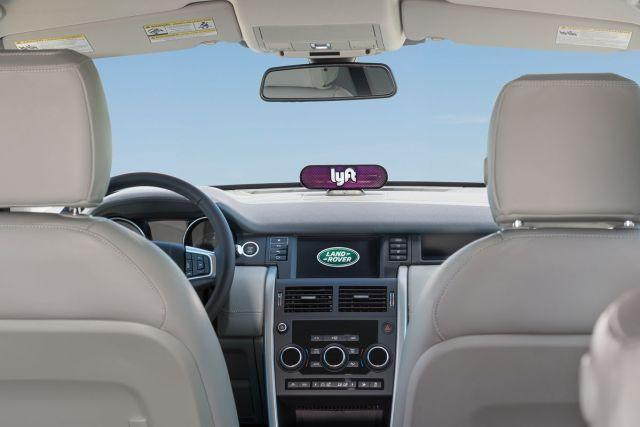 Jaguar объединяется с Lyft для тестирования автономных автомобилей