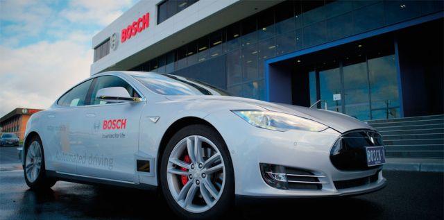 В Bosch прогнозируют резкий рост спроса на системы помощи водителю в 2017 году